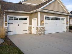 Garage Door Decorative Accessories, Carriage House Garage Doors |Coach House Accents