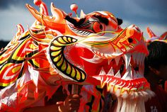 chinese dragon head | Chinese New Year - Dragon Head | Flickr - Photo Sharing!