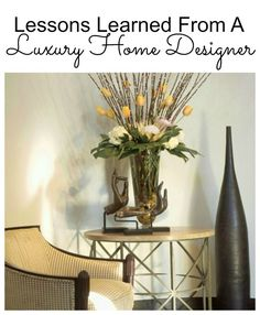 Design Lessons Learned From A Luxury Home Interior Designer How To Add Color With Class