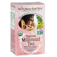 Organic Milkmaid Tea - 16 Tea Bags