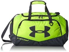 Amazon.com: Under Armour Undeniable II Duffel Bag, High-Vis Yellow, Small: Sports & Outdoors