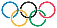 Logo of the International Olympic Committee: The five interlinked coloured rings of the Olympics logo. It seems to represent the different flags all over the world. They would at least contain one of these colours. Promoting it in an advertisement is also promoting international diversity. We are all different yet we are connected as people of the world.