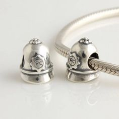 STERLING SILVER HAT CHARMS - Tibet Silver Charms - Charms - LYDIA JEWELLERY