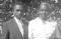 Harry Tyson Moore (November 18, 1905 – December 25, 1951) founded the first branch of the NAACP  in Brevard County FL. He and his wife Harriette Vyda Simms Moore (June 19, 1902 - January 3, 1952) were killed by Ku Klux Klan bombers who blew up the Moores' home on Christmas night 1951, their 25th wedding anniversary. The Moores were the first NAACP members to be murdered; Moore has been called the first martyr of the 1950s-era civil rights movement. #TodayInBlackHistory
