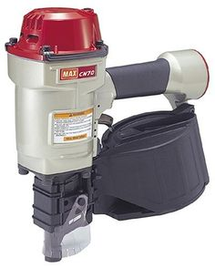 Max CN70 1-3/4-Inch to 2-3/4-Inch Heavy Duty Coil Nailer for Siding >>> Be sure to check out this awesome product.