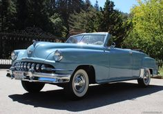 Desoto Deluxe Custom convertible 1951