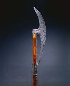 Bardiche (Pole Axe), 1500s Germany or Russia, 16th century