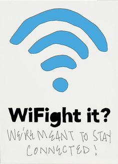 Wifight It? Card