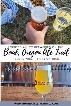 Nitro Beer, Bend, Central Oregon, Beautiful Places In America, Popular Beers, I Am Amazing, Slushies, Travel Images