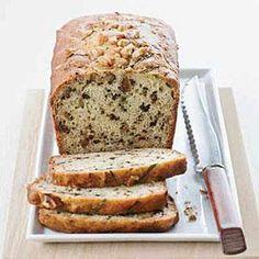 How To Make Yogurt-Zucchini Bread with Walnuts Bread Recipe