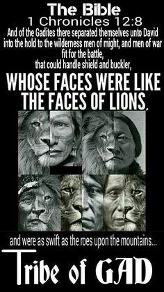 Native Americans as biblical people of Gad Tribe Of Judah, Native American History, African History, American Indians, Black Hebrew Israelites, 12 Tribes Of Israel, Black History Facts, Bible Truth, Bible Scriptures