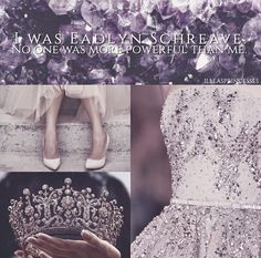 Eadlyn Schreave - The Heir
