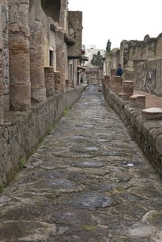 Visit Herculaneum #ercolano #herculaneum #ruins #scavidiercolano #pompeii #museum #villadeipapiri #statue #excursions #travel #italy #faunopompei #road #papyri #streets