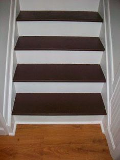 A guide to painting stairs in your home. Tips on how to plan the project, and steps to follow for a great finish using paints and stains. Information provided by a professional Toronto painter.