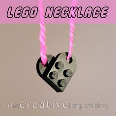 The Creative Imperative: Lego Party in the Hooooouuuuuse!