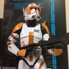Comandante Clone Cody  Follow / Sigan : @photoygraphy507  #darthvader #theforceawakens #stormtrooper #disney #jedi #sith #love #lego #starwarsfan #yoda #art #r2d2 #marvel #hansolo #bobafett #lukeskywalker #geek #forcefriday #cosplay #darkside #chewbacca #nerd #lightsaber #toys #theforce #instagood #kyloren #fashion #batman #c3po