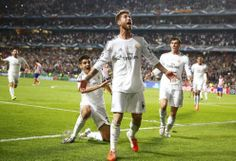 REAL MADRID 2014 Goal Ramos Champions League