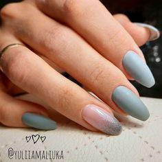 Grey Short Coffin Nails ❤ 30+ Outstanding Short Coffin Nails Design Ideas For All Tastes ❤ See more ideas on our blog!! #naildesignsjournal #nails #nailart #naildesigns #coffins #coffinnails #shortcoffinnails #coffinnailshapes Stylish Nails, Trendy Nails, Cute Nails, Simple Acrylic Nails, Fall Acrylic Nails, Cool Nail Designs, Acrylic Nail Designs, Mani Pedi, Manicure And Pedicure
