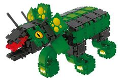 Constructie: Triceraptops Girl Scout Camping, Tyrannosaurus Rex, Prehistoric Animals, Girl Scouts, Kids Playing, Bowser, Toys, Ideas, Arno