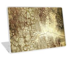 Brown Crackle Laptop Skin