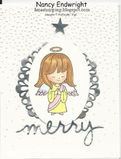 Nancy McNulty Endwright - Stampin' Up! Demonstrator - Christmas Cuties
