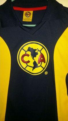 6f1eb0dd9c1 AMERICA T SHIRT SOCCER JERSEY CLUB DE FUTBOL AMERICA Mexican Soccer TELEVISA