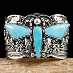 PixieWinks   jjones186: Cuff by Arnold Blackgoat My Jewelry...