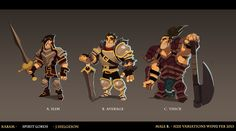 "Early Visual-Development work from 2013, for the newly released game Spirit Lords by Kabam. Had a blast working on this, although I recall it was quite creatively exhausting :).The focus lay on ideas and exploration rather than polish and ""sell"". The game has been receiving some great press, and although it looks different from when I was working on it, I'm super-proud to have been involved in the process! check it out at: http://www.spiritlords.com"