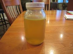 All Natural Recipes: Chicken Stock