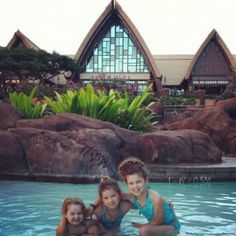 A Hawaiian Vacation for the Entire Family at Aulani, A Disney Resort and Spa. Trekaroo.com/blog #familytravel #Disney  Find #discounts for visiting Disney's Aulani Resort in Hawaii: http://blog.trekaroo.com/disney-deals-2014/