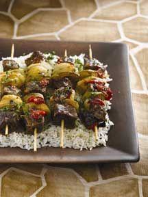 Ostrich Kebabs - a truly Saffa meat! New Menu, Kebabs, Best Places To Eat, Restaurant Bar, The Good Place, Beef, Recipes, Food, Meat