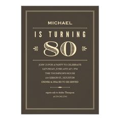320 Best Mens Birthday Party Invitations Images In 2019 30