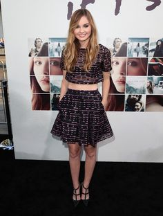 Liana Liberato Photos: 'If I Stay' Premieres in Hollywood — Part 3