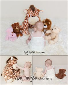 6 month baby pictures - baby with stuffed animals 6 Month Baby Picture Ideas, 6 Month Photos, Monthly Photos, Baby Pictures, Baby Photos, Children Photography, Photography Ideas, Baby Wall Art, Baby Month By Month