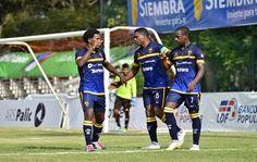 Un gol en el minuto 29 de Luis Espinal fue suficiente para que el Club Atlético Pantoja venciera 1 por 0 al Cibao FC, en un partido correspondiente a la Jornada 6 de la Liga Dominicana de Fútbol