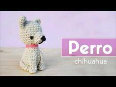 Perrito chihuahua - Amigurumi (parte 1/2) - YouTube