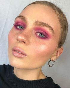 Gorgeous Makeup: Tips and Tricks With Eye Makeup and Eyeshadow – Makeup Design Ideas Makeup Trends, Makeup Inspo, Makeup Art, Makeup Inspiration, Makeup Geek, Makeup Ideas, Makeup Style, Makeup Tutorials, Beauty Fotos