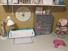 scrapbook organizing