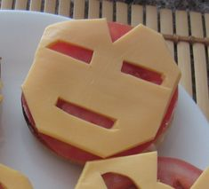 Avengers Iron Man Cracker Stack