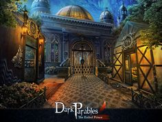 The Exiled Prince - Dark Parables Wiki