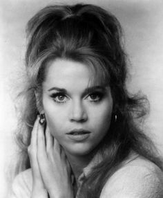 Jane Fonda, Sunday in New York,1963. Director: Peter Tewksbury. Cast: Cliff Robertson, Jane Fonda, and Rod Taylor.  It was one of Fonda's earliest films.