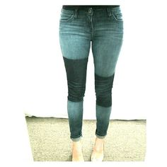 VANS Skinny Jeans! These are totally unique and fun! Not going down on the price here ladies. Great condition. Just bought them last summer and not wearing them as much. Vans Jeans Skinny