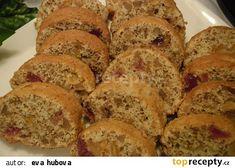 Bílkový chlebíček, když se peče cukroví Banana Bread, Mashed Potatoes, Treats, Cake, Ethnic Recipes, Sweet, Desserts, Food, Whipped Potatoes