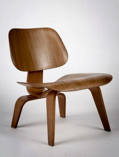 Eames Chair... The real one is so nice