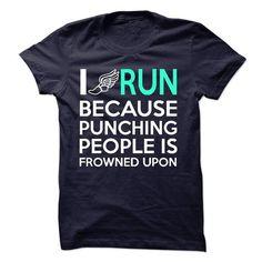 I RUN T Shirts, Hoodies. Check price ==► https://www.sunfrog.com/Sports/I-RUN-2-42062114-Guys.html?41382