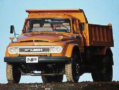 Fuso NP Dump Truck