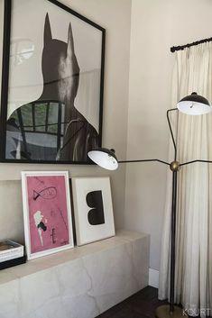 Peek Inside Kourtney Kardashian Home Office Design in California Home Office Design, Office Decor, Office Inspo, Office Designs, Office Ideas, Interior Inspiration, Design Inspiration, Mansions Homes, Celebrity Houses