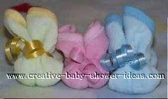 Washcloth Bunny