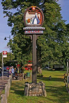 Chislehurst Sign