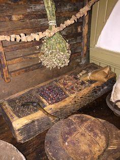 Old Wood Cubbie